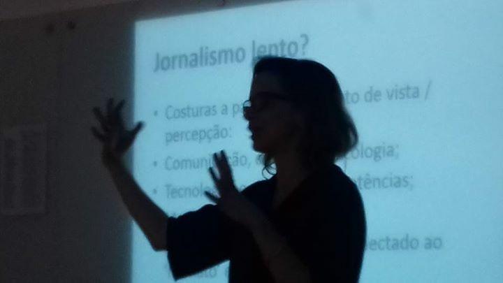 Jornalismo lento: comunicação afetiva, reflexiva e sustentável em ambientes digitais