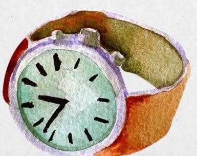 """Sobre a ilusão de """"controlar"""" o tempo"""