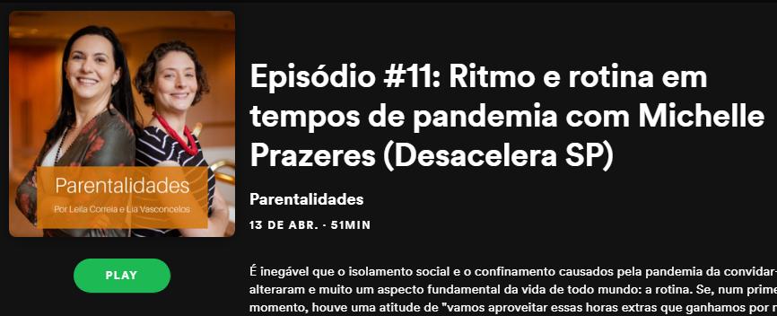 Entrevista ao Podcast Parentalidades