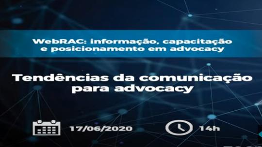 Tendências da comunicação para advocacy