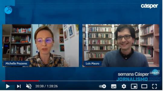 Semana de Jornalismo – Lado B dos professores | Faculdade Cásper Líbero